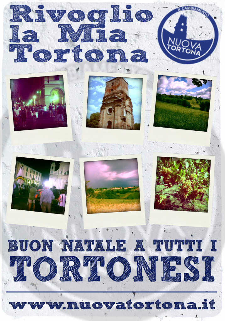 Manifesto Natale NUOVA TORTONA